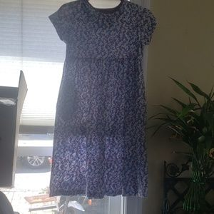 Almost new lands end dress